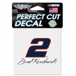 Brad Keslowski Stickers Decals Amp Bumper Stickers