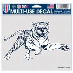 Jackson State University J-State JSU Tigers NCAA Vinyl Decal Laptop Water Bottle Car Scrapbook Sticker - 00037A