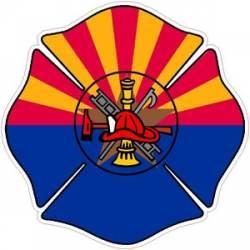 Maricopa County Seal USA Car Bumper Sticker Decal 5/'/' x 5/'/'