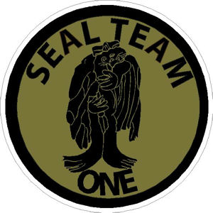 Seal Team 1 Subdued - Sticker