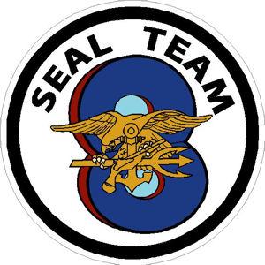 Seal Team 8 - Sticker