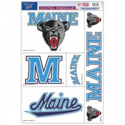 94a1fbd30 University Of Maine Black Bears - Set of 5 Ultra Decals