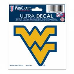 West Virginia University Mountaineers Choose Cornhole Board Decal//Stickers NEW
