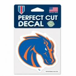 NCAA Boise State Paw Print Car Magnet