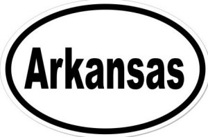 Arkansas - Sticker
