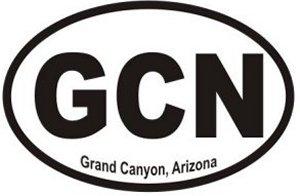 Grand Canyon Arizona - Sticker