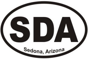 Sedona Arizona - Sticker
