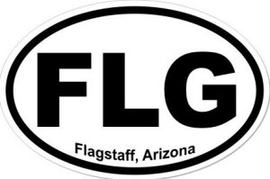 Flagstaff Arizona - Sticker