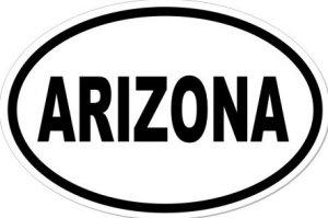ARIZONA - Sticker