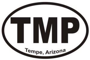Tempe Arizona - Sticker