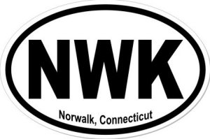 Norwalk Connecticut - Sticker