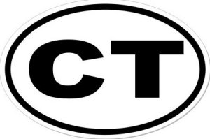 CT - Sticker