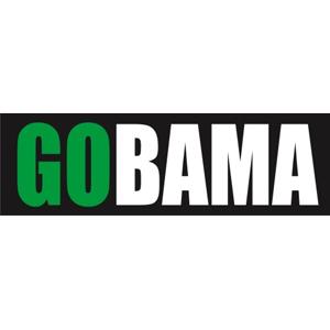 GOBAMA - Bumper Sticker
