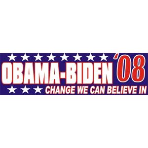 Obama Biden - Sticker