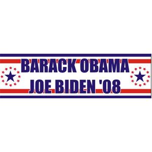 Barack Obama Joe Biden - Sticker