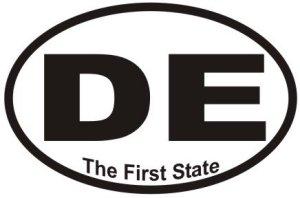 First State - Sticker