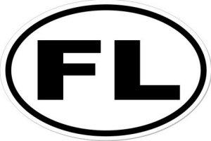FL - Sticker