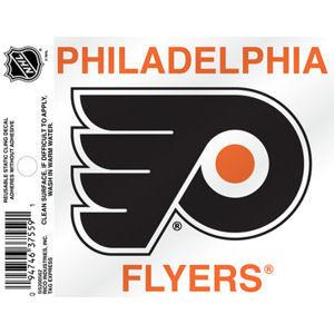 brand new 2527e 75968 Philadelphia Flyers Script - Static Cling