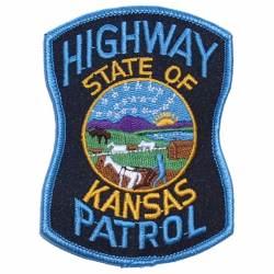 Kansas Public Safety Stickers Decals Amp Bumper Stickers