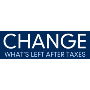 Change After Taxes - Bumper Sticker