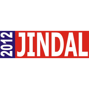 Jindal 2012 - Bumper Sticker