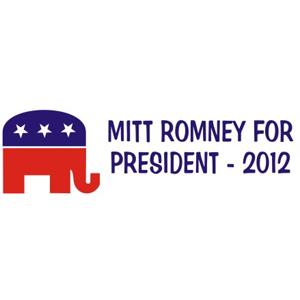 Mitt Romney 2012 - Bumper Sticker