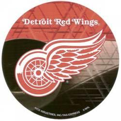 Detroit Red Wings - Round Sticker 8451897f2c