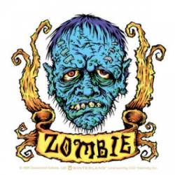 Rob Zombie Decal FREE US SHIPPING