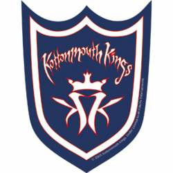 The Kottonmouth Kings Stickers Decals Bumper Stickers