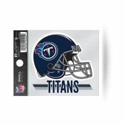 5 Longer Side Tennessee City Titan Football Logo Die-Cut Decal Sticker Set of 4 Pieces
