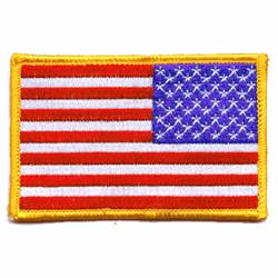 Patriotic Patches Stickers, Decals & Bumper Stickers
