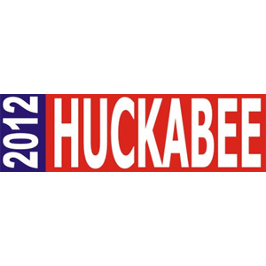 Huckabee 2012 - Bumper Sticker